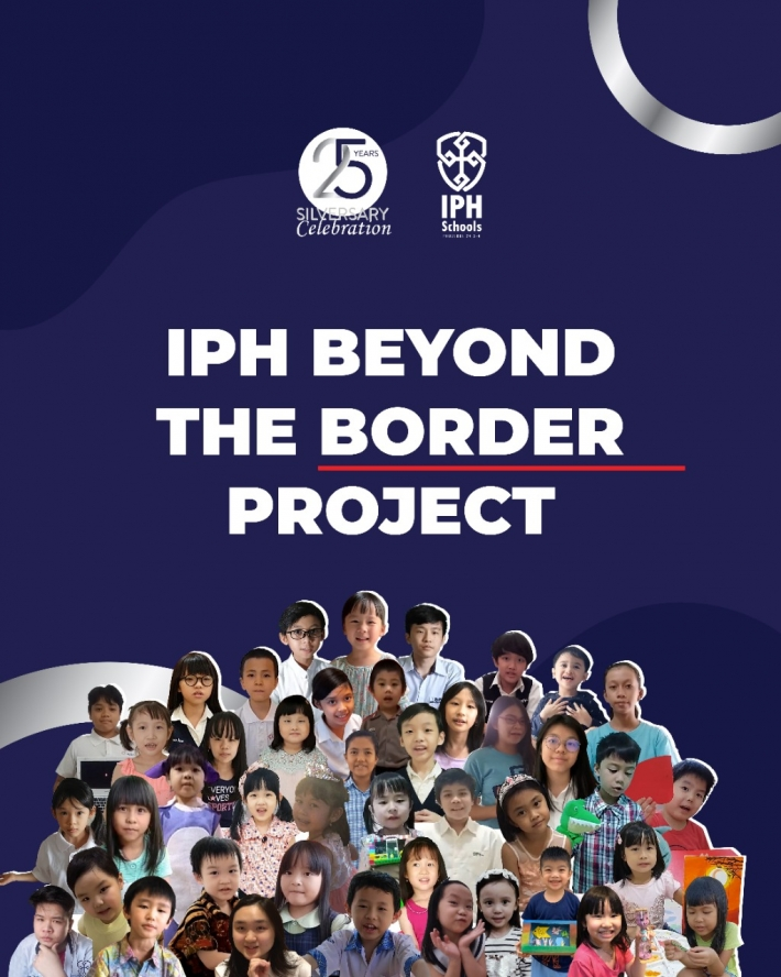#IPHsilversary Beyond The Border Project 2020