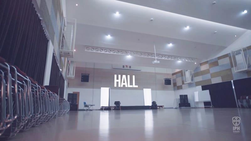 Hall West